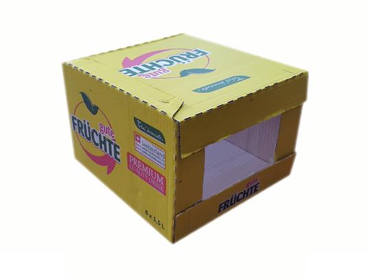 Fruchte kartonska kutija
