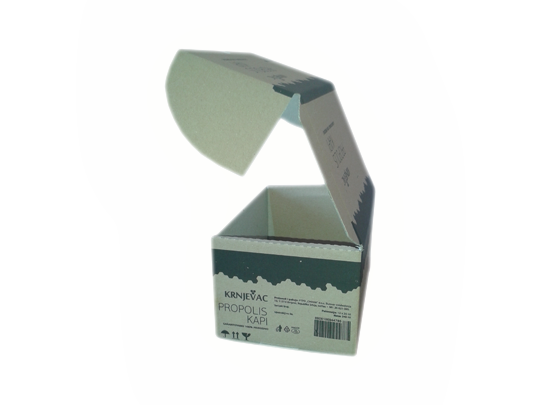 Krnjevac kartonska kutija